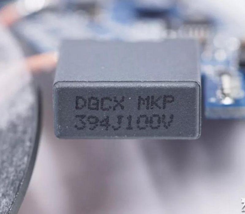 Anker安克尔采用beplay体育手机官网电子无线充专用电容案例